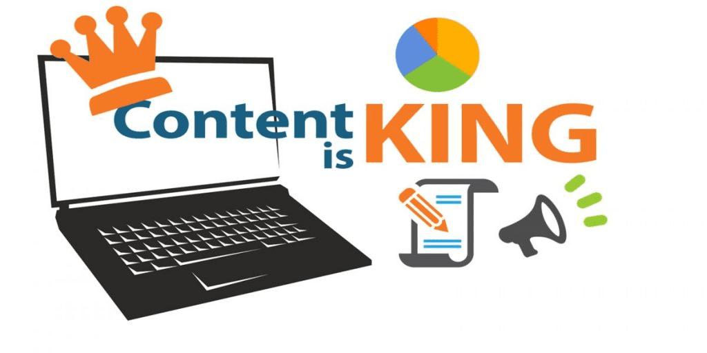 Trong thời đại số, content được xem là chìa khóa truyền thông, quảng bá sản phẩm