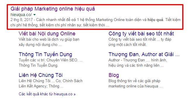 Hướng dẫn điều chỉnh thông tin SEO cho Trang chủ