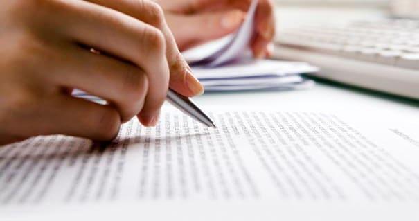 Bài viết phải rõ ràng, có phân đoạn và đề mục chính