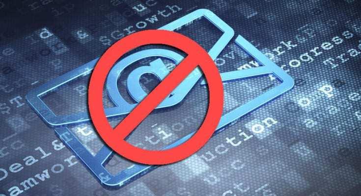 Hướng dẫn khắc phục tình trạng email bị duyệt là spam