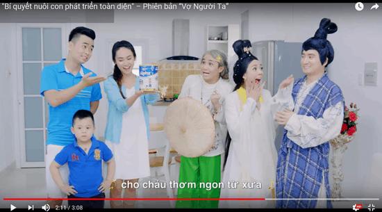 Bài hát quảng cáo Vinamilk được yêu thích nhất khu vực Châu Á